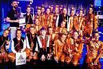 Taneční centrum R.A.K. slaví další triumf. Z mistrovství České republiky Grand finále v show dance a disco dance si jeho členové přivezli postup na mistrovství světa.