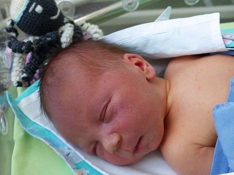 Oliver Krejčík se narodil 12. června 2021 v kolínské porodnici, vážil 3250 g a měřil 50 cm. Ve Chvaleticích bude vyrůstat s maminkou Hanou a tatínkem Romanem.