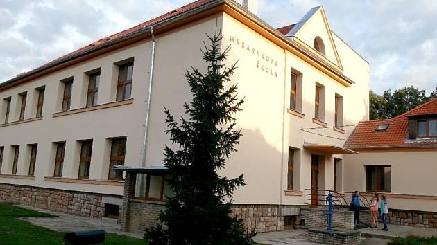 Masarykova základní škola v Suchomastech