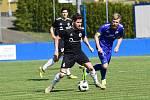 Modří Cábelíci podlehli doma Litoměřicku rozdílem jediného gólu.