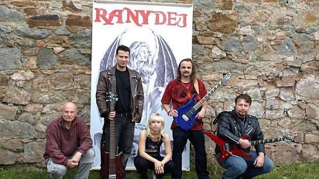 Hudební skupina Ranydej