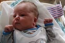 Vojtíšek Štorkán, TIHAVA. Narodil se 5. června 2020. Po porodu vážil 3,48 kg a měřil 50 cm.