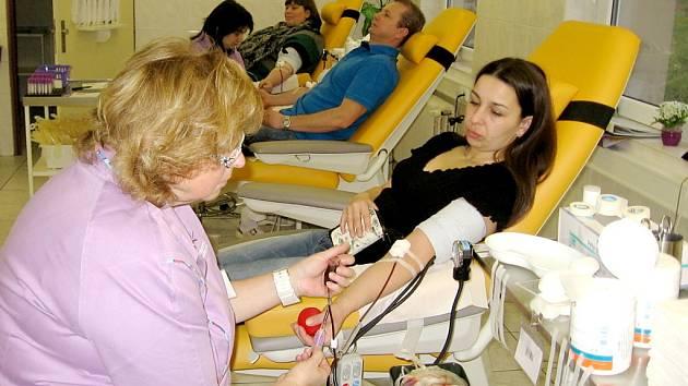 Transfuzní stanice Nemocnice Hořovice