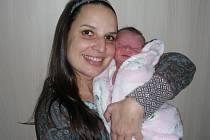 Šťastná maminka Markéta Horká chová v náručí dceru Nellu, kterou přivedla na svět 9. února 2019. Nellinka vážila po porodu 2,81 kg a měřila 47 cm. Z holčičky se raduje tatínek Jiří a sestřička Verunka (6 let).