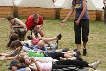 Domeček Hořovice připravuje dětské tábory