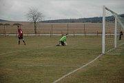 K devastaci béčka Oseka přispěl Michal Veselý pěti góly.