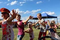 Tlustické slanosti nabídnou i v letošním roce pestrý hudební program při všechny věkové kategorie.