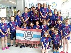 V Mladé Boleslavi se plaveckým nadějím dařilo.