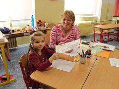 Berounské základní školy mají za sebou zápisy do prvních tříd. Stejně jako v uplynulých letech přišlo nejvíce rodičů s potencionálními prvňáčky už první den.