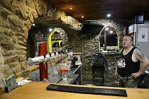 Nové prostory rockového klubu Prdel v Berouně.