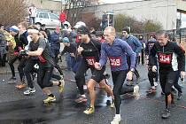 Silvestrovský běh 2009