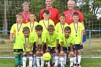 MLADŠÍ přípravka FK Hořovicko vyhrála okresní přebor a na krajské finále se hodně těší.