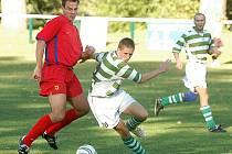 Fotbalisté Loděnice byli favority turnaje a tento předpoklad také potvrdili