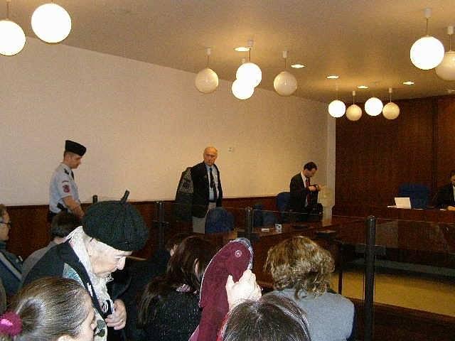Krajský soud Praha: Kavalírová