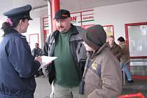 Loupežím se snaží policie předcházet různými preventivními akcemi