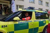 Ze středočeské záchranné služby se Rejvízu zúčastnily dvě soutěžní posádky z Rakovníka a jedna z Berouna. Dále posádky z Benešova, Mělníka a Vlašimi.