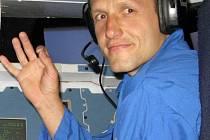 Učitel hořovického gymnázia Martin Komínek absolvoval jako jeden z osmi vybraných jedinců z ČR astronautický kurz v USA