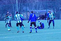 Fotbal: Libuš - Hořovicko 0:4
