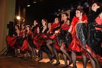 Maturitní ples studentů Obchodní akademie Beroun.