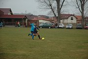Fotbalisté Libomyšle zaskočili favorita.