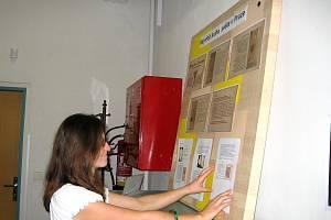 Týden knihoven zorganizovala knihovnice Lada Schovánková