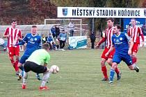 ČFL: Hořovicko - Zápy 0:3 (0:2)