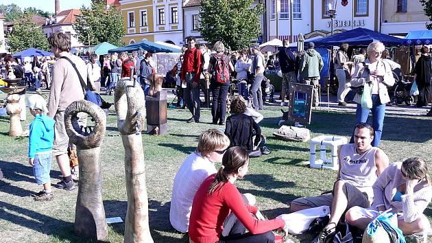 Oslavy Dnů evropského dědictví v Berouně