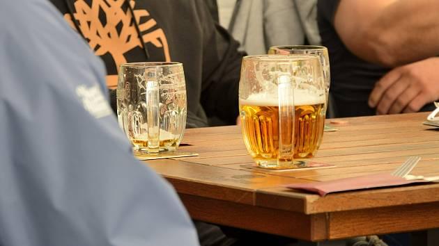 Restaurace Koza Roza se opět otevřela veřejnosti.