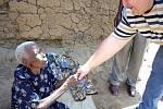 Viktor Korček v Keni
