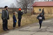 Vánoční běh Chyňavou se uskutečnil už podruhé.
