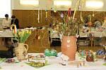 Velikonoční jarmark v Chyňavě přilákal i letos převážnou většinu místních obyvatel.