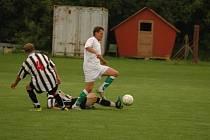 Fotbal: Stejstav Hýskov