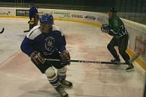 Hokej - meziokresní přebor: SKP Beroun - Příbram A