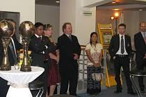 Na finále světové ekologické soutěže Energy Globe Award byl představen projekt Měňan