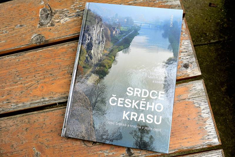 Kniha o Srbsku.