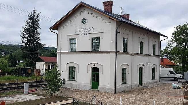 Stavba roku 2020 - nominace - Řevnice, pivovar
