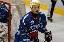Libor Procházka v dresu Medvědů