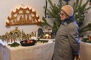 Na výstavě, kterou od 8. do 16 prosince pořádají hořovičští zahrádkáři, je k vidění hned 32 betlémů.