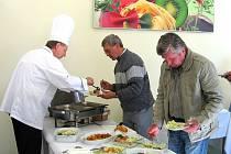 Nová školní kuchyně v Základní škole na Wagnerově náměstí v Berouně