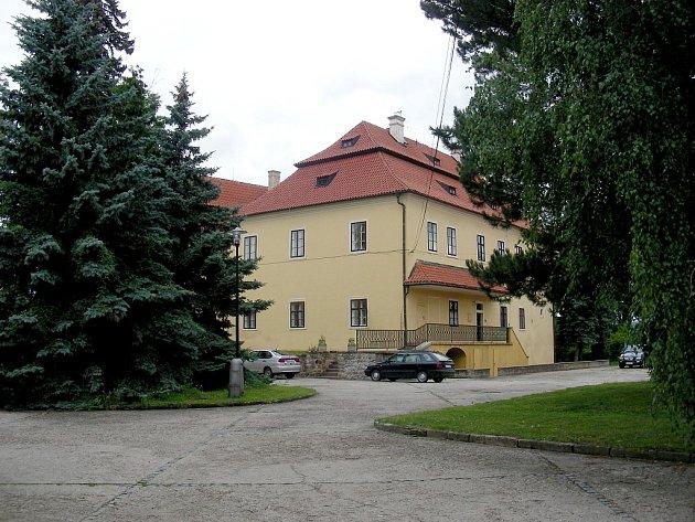 Starý zámek Hořovice