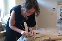 Workshop v Muzeu berounské keramiky