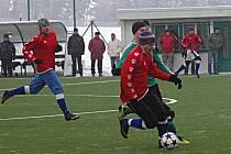 Fotbal: Tatran Rakovník - FK Hořovicko 3:0