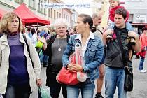 18. hrnčířské trhy v Berouně