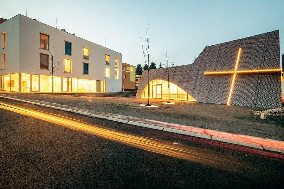 Stavba roku 2020 - nominace - Sedlčany, společenské centrum