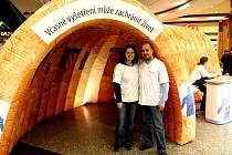 Kampaň Střevo Tour 2010 také v nemocnicích Hořovice a Beroun