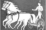 Rekonstrukce umístění falér na koňských postrojích