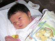 PĚKNOU porodní váhou 4,08 kg a mírou 52 cm se mohla v pátek 19. května 2017 pochlubit Julie Rampová, dcerka manželů Martiny a Jana Rampových. Doma v Rosovicích se na Julinku těší sestřička Adélka (3).