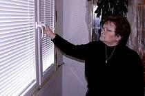Marie Kouglová vyřešila problém s okny