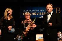 Ze zahájení 37. ročníku Mezinárodního hudebního festivalu Talichův Beroun v kulturním domě Plzeňka.