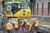 Rekonstrukce hořovické vlakové stanice